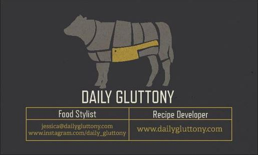 Food Stylist, Recipe Developer