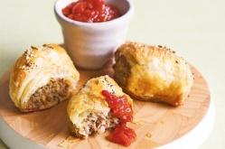Pork and Fennel Sausage Rolls