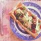 Caramelised Onion, Tomato and Olive Tart