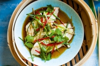 Asian Steamed Sea Bream