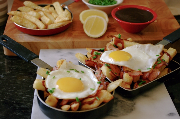 Bacon and Egg CHips