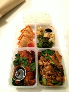 Takeaway Thai Food
