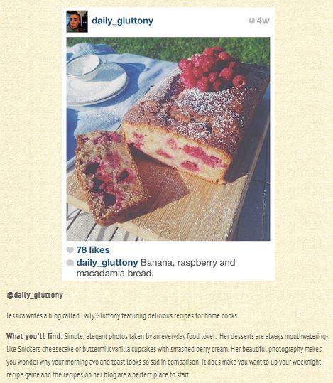 Daily Gluttony Instagram