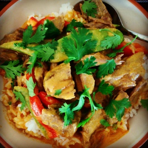 Five Tastes Thai Red Curry Paste