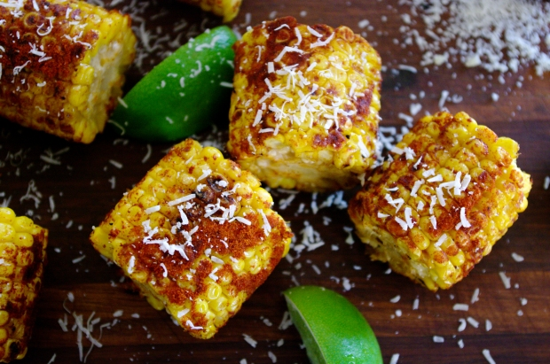 Sweet and Spicy Corn