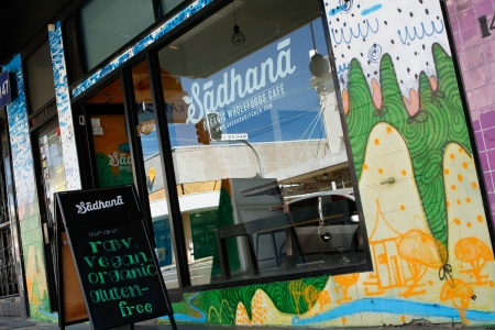 Sadhana Kitchen Enmore