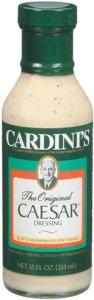 Cardini's Caesar Dressing