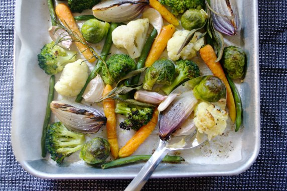 How to Roast Frozen Vegetables